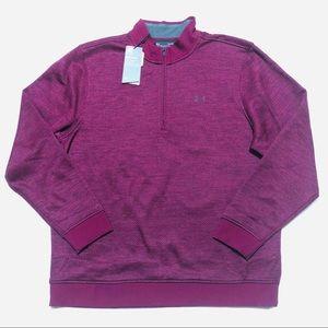 Under Armour Sweater Fleece Storm ColdGear Mens XL